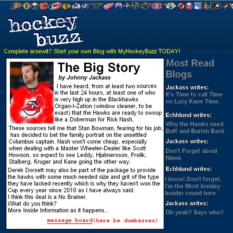 Hockeybuzz Final