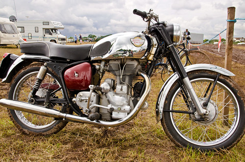 Royal Enfield Bullet 500 (1965)