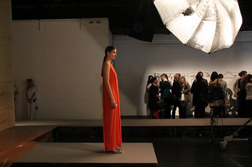 Richard Nicholl AW12 / 13 London Fashion Week