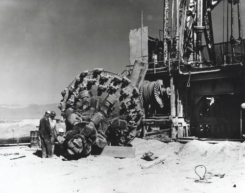 160-inch Drill Bit