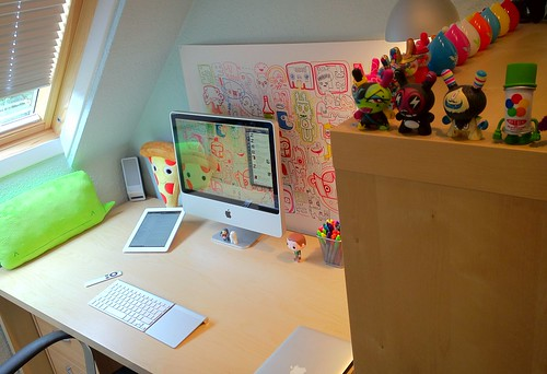 Home Office July 2012