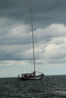 J-Class Yacht