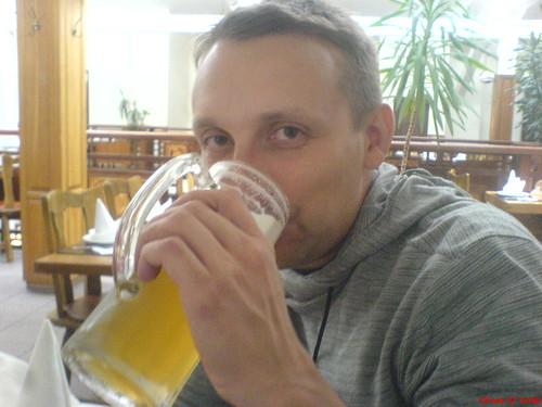 Александр Веденин пьт пиво by Beliashou