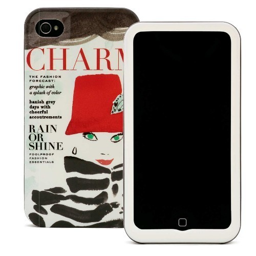 Kate Spade case for iphone 4S /4 Falling Letters by Redbean20125