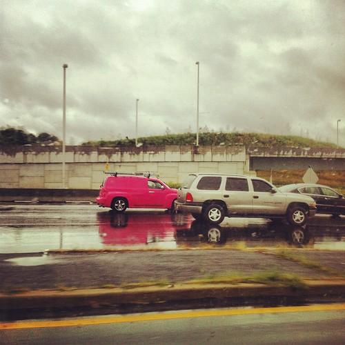 WPIR - pink traffic