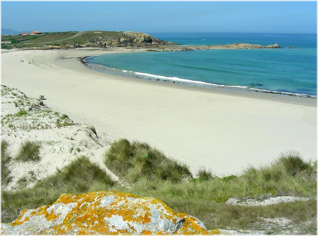 2772-Playa de Alba (Sabon) en Arteixo (Coruña).