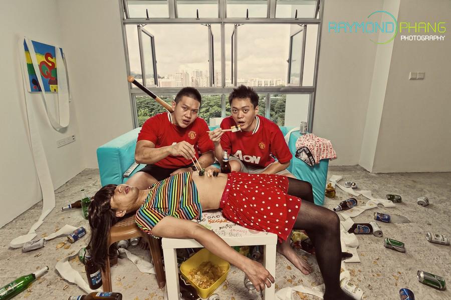 Conceptualised Pre-Wedding: Raymond Phang Photography8
