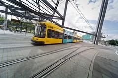 Dresden tram