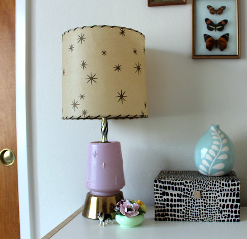 vintage lamp collection by vitaminihandmade
