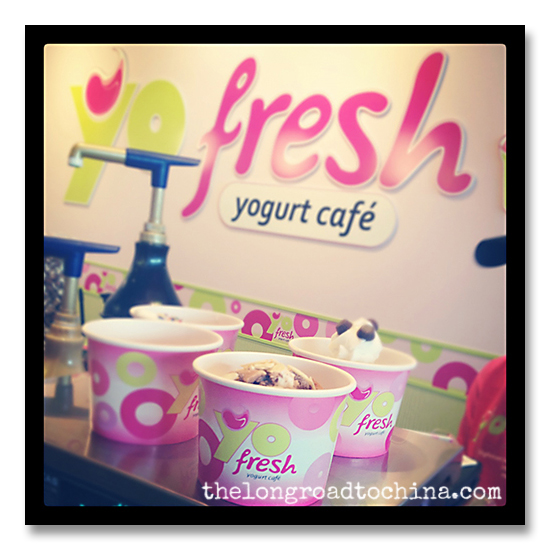 Yo Fresh Yogurt