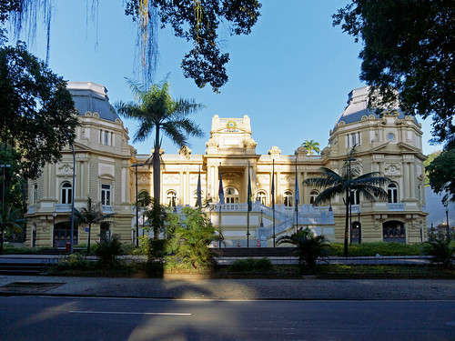 Guanabara Palace, Seat of the Government of the State of R… | Flickr