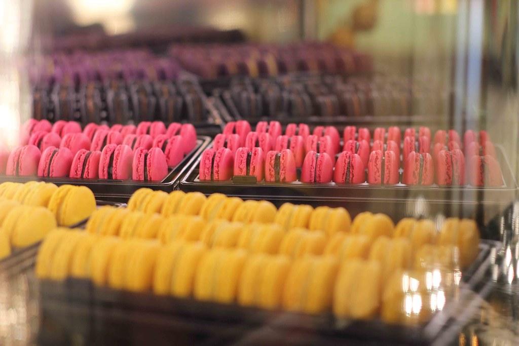 TWG Macarons