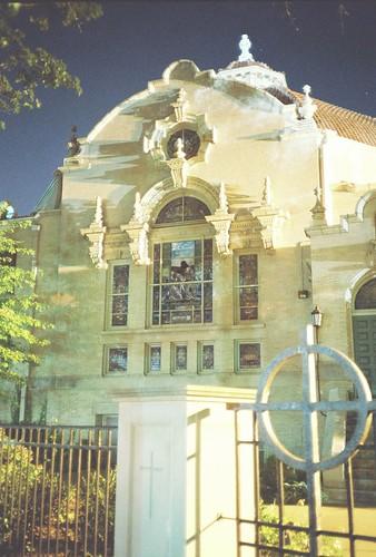 Demonic Church