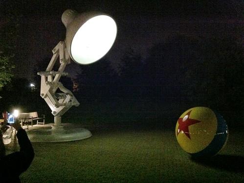 Luxo at Pixar