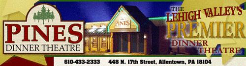 Pines Dinner theater Logo