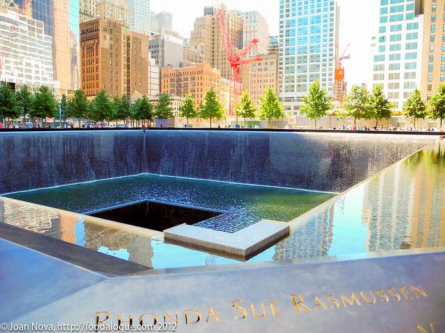 NYC: World Trade Center Memorial Park