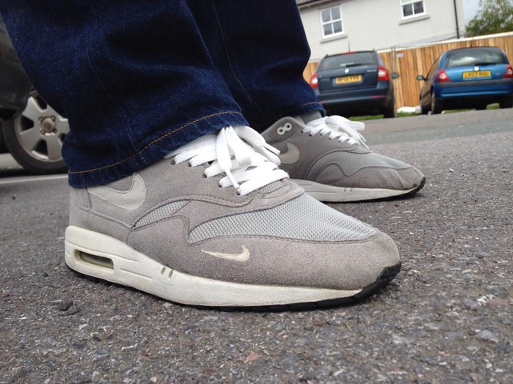 quality design 7e1af 02b45 Nike Air Max 1 'Original Mesh' Grey ('99) (aka miniswoosh