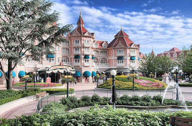 Over to the Hotel (DLP)