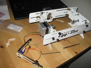 Constructing Egg-Bot 3