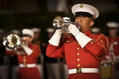 Evening Parade at Marine Barracks Washington [Image 1 of 70]