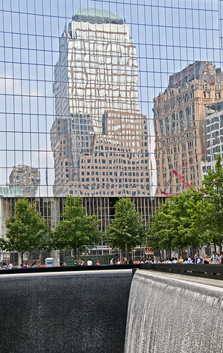 reflections nyc by Alida's Photos