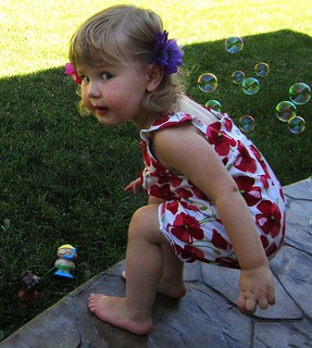 marin bubbles and babies