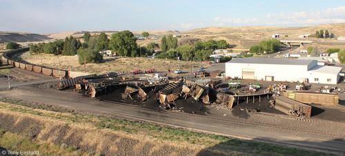 usa washington unitedstates northwest accidents pollution coal climate mesa coaltransport