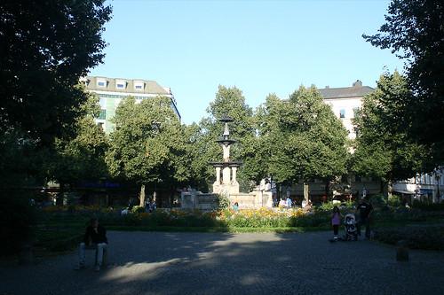 Weißenburger Platz
