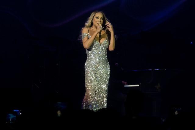 Mariah Carey : The Sweet Sweet Fantasy Tour - AccorHotels Arena, Paris (2016)