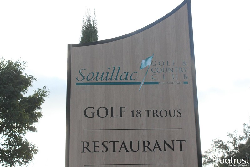 photo du golf Souillac Golf & Country Club - Practice - Putting green