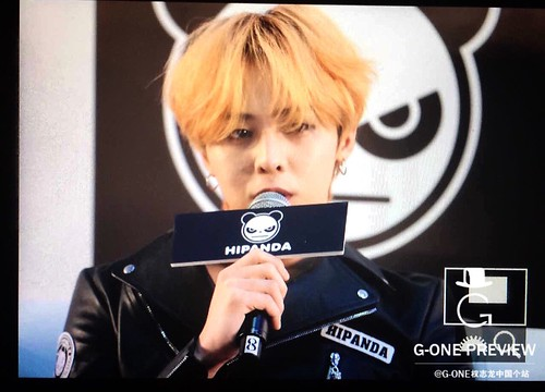G-Dragon - HIPANDA Event - 31aug2015 - G-One - 07