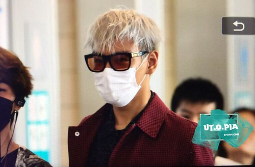 Big Bang - Kansai Airport - 23aug2015 - Utopia - 01