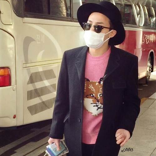 G-Dragon - Incheon Airport - 28jan2015 - a081813 - 05