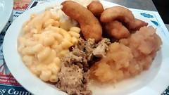Buffet Plate.
