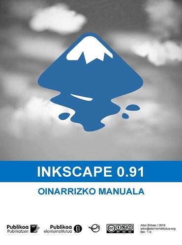 Inscape 0.91.  Manuala.