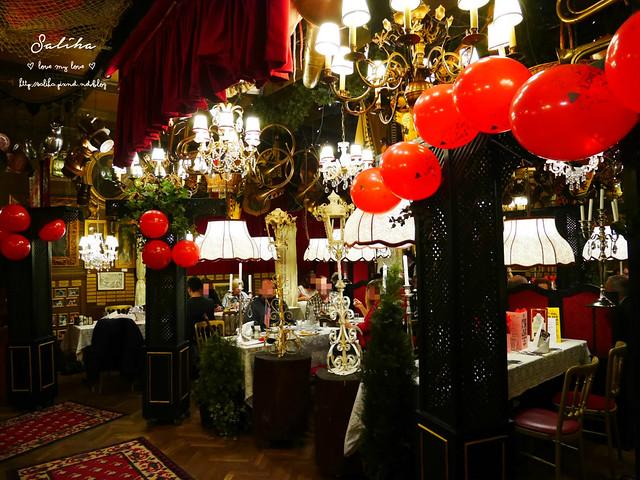 奧地利維也納餐廳推薦Marchfelderhof restaurant紅頂商人 (8)