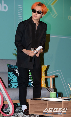 G-Dragon - Airbnb x G-Dragon - 20aug2015 - Sports Chosun - 10