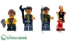 LEGO Star Wars 75147 StarScavenger [Review]