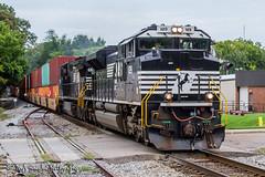 NS 1129 | EMD SD70ACe | NS Memphis District