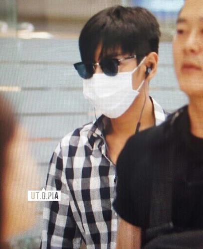 BIGBANG departure Seoul to Macao 2016-09-03 (15)