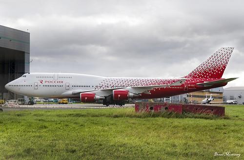 B744 - Boeing 747-446