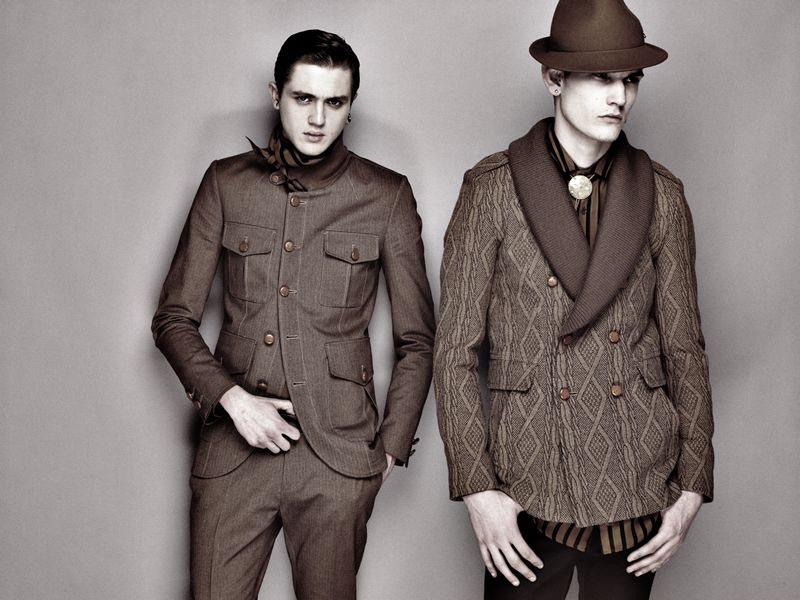 GalaabenD AW12_031Josh Tuckley&Reece Sanders(Official)