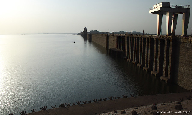 Tunga Dam