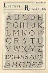 alphabets 6