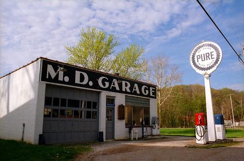 M.D. Garage