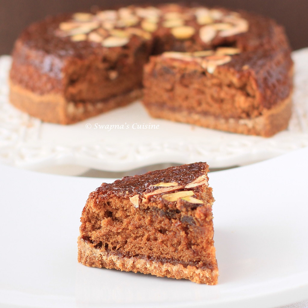 Nutmeg Cake Recipe — Dishmaps