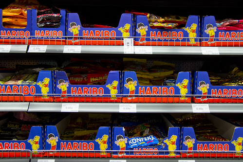ALL THE HARIBO