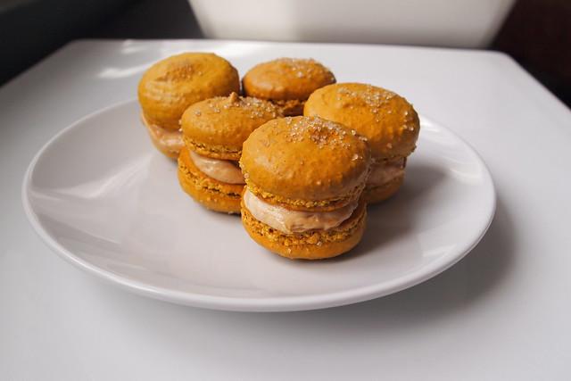 Macaron Frivolité