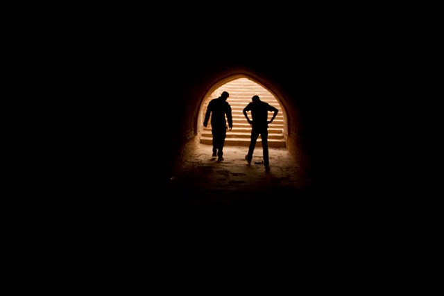 through the dark alley, we passed.. heading for a shining future.. brothers we'll always be. انتهينا من طريق مظلم ولا زلنا نصحب بعض اخوة متصالحين فكيف بنا بطريق يملاه النور