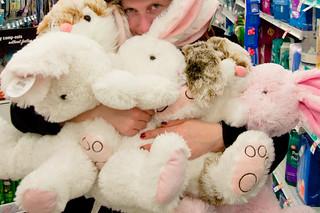 365: 2012/04/25 - bunnies!